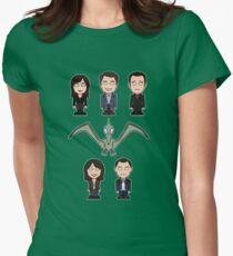 Torchwood team (shirt) Womens Fitted T-Shirt