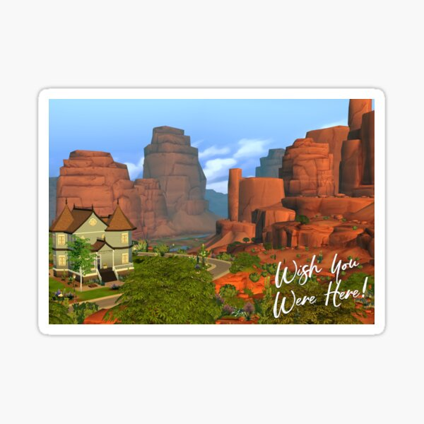Far From Home 3 Sticker