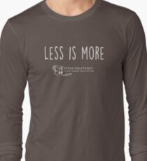 Less is more horsemanship collection Long Sleeve T-Shirt