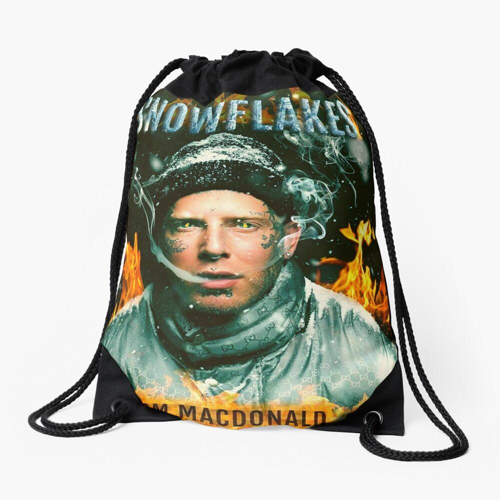 tom macdonald Drawstring Bag