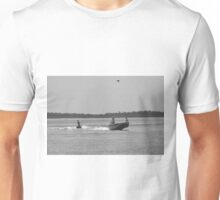 Knee boarding 2 Unisex T-Shirt