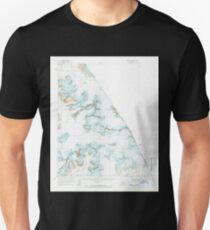 USGS TOPO Map Alaska AK Sumdum B-2 359368 1961 63360 T-Shirt