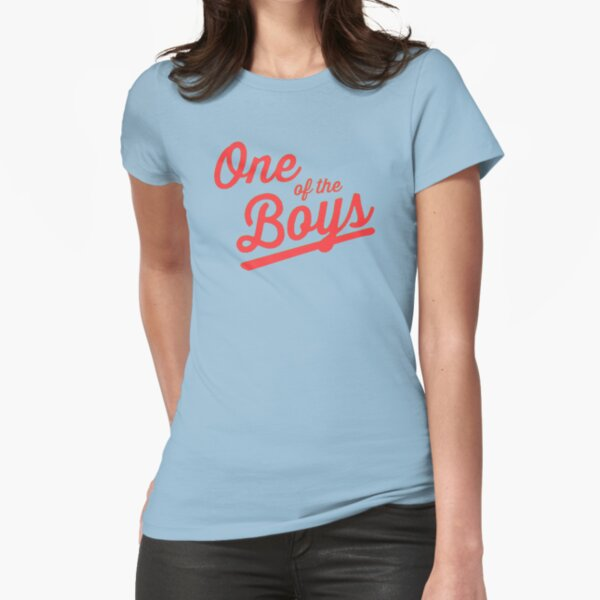 One of the Boys Fitted T-Shirt