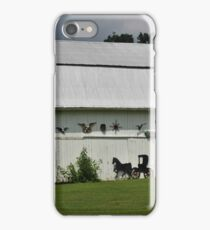 Decorated Barn iPhone Case/Skin