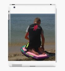 KNEE BOARDING3 iPad Case/Skin