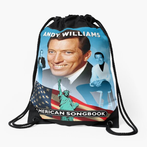 Andy Williams - American Songbook  Drawstring Bag