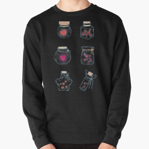 Mason Jar Filled with love Pullover Sweatshirt