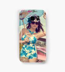 Fabulous Fifties Samsung Galaxy Case/Skin