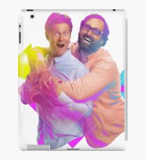 tim and eric awesome show (fixed/better) iPad Case/Skin