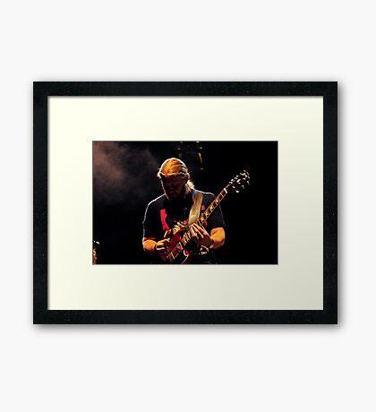 Derek Trucks Framed Print