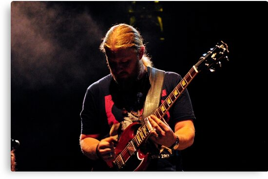 Derek Trucks by CarlsonImagery