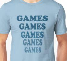 Adventureland - Games Games Games Games Games Unisex T-Shirt