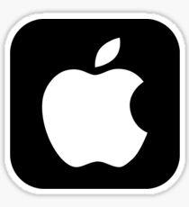Apple Sticker Sticker