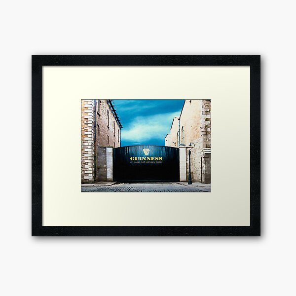 Guinness Storehouse Framed Art Print