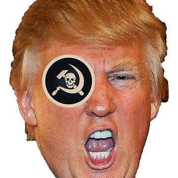 Trump Ein Auge auf Russland von Thelittlelord