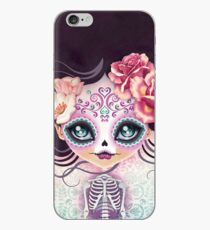 Camila Huesitos - Sugar Skull iPhone Case