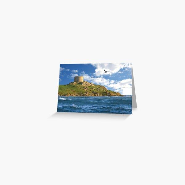 Dalkey Island Co. Dublin Greeting Card