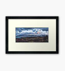 Tokavaig Framed Print