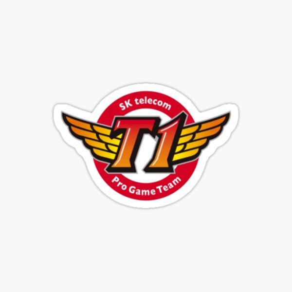 SKT T1 team logo Sticker