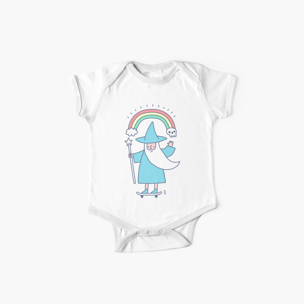 Rad Wizard Baby One-Piece