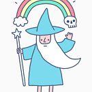 Rad Wizard by obinsun