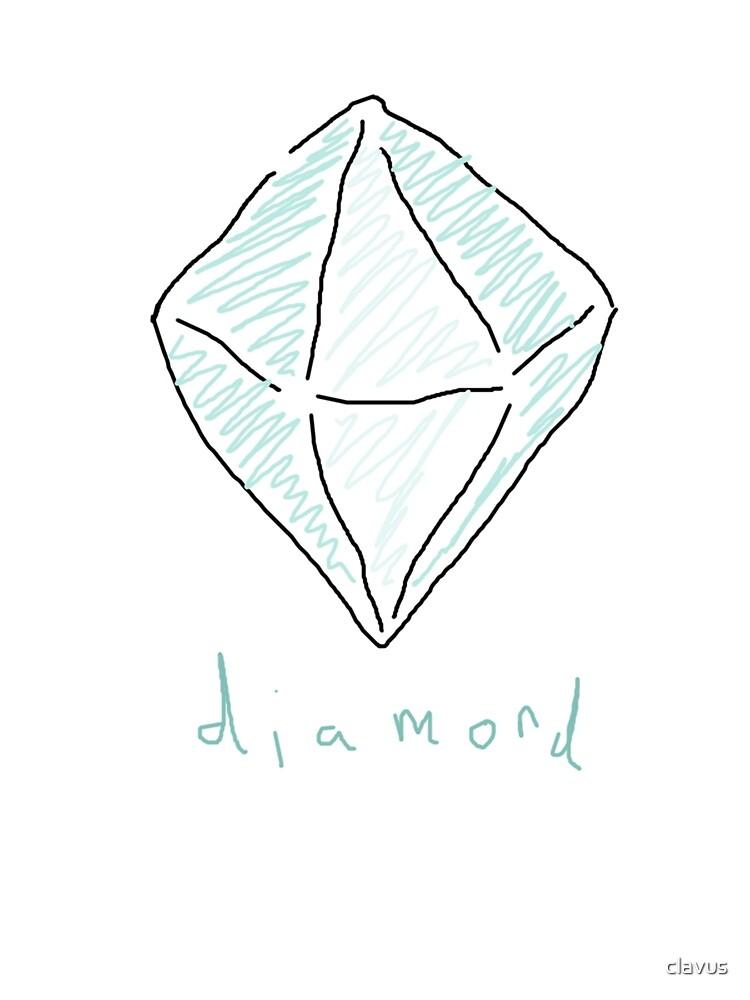 diamond by clavus