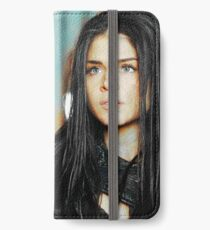 the 100 | Octavia Blake 1 iPhone Wallet/Case/Skin