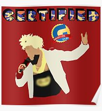 Certified G   Enzo Amore Poster
