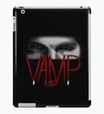 Vamp Up - Bill Compton Edition iPad Case/Skin