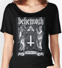 Satanic Band Women's Relaxed Fit T-Shirt
