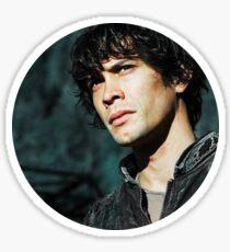 the 100 | Bellamy Blake 1 Sticker