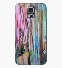 Abstract Forest Landscape Case/Skin for Samsung Galaxy
