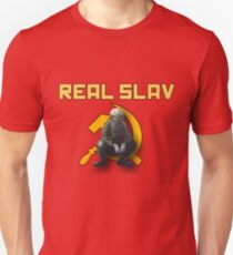 Real Slav squat Unisex T-Shirt