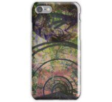 Lavender Tunnels iPhone Case/Skin
