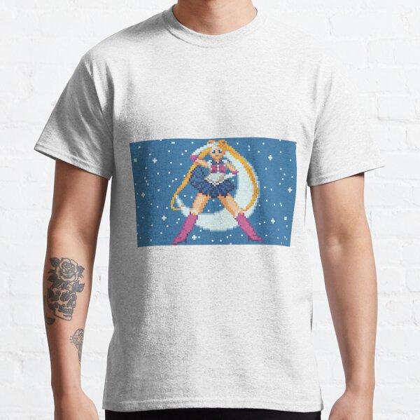 Sailor Moon Pixelart Classic T-Shirt