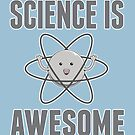 Science Is Awesome by renduh
