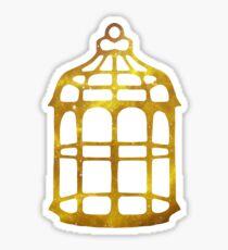Bioshock Infinite - Cage Sticker