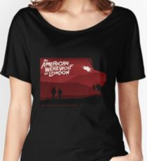 An American Werewolf in London Women's Relaxed Fit T-Shirt