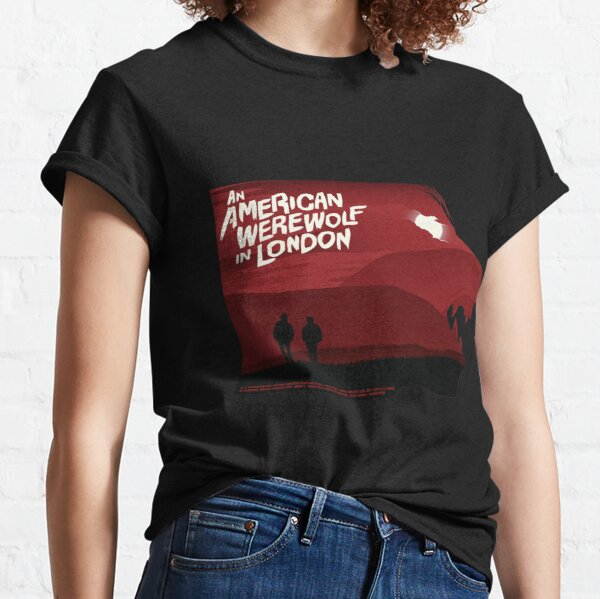 An American Werewolf in London Classic T-Shirt