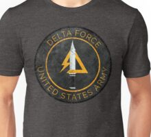 Delta Force Vintage Insignia Unisex T-Shirt
