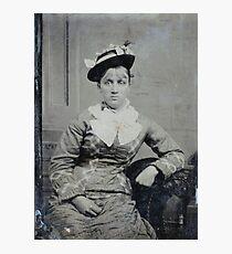 Eva Jones Photographic Print