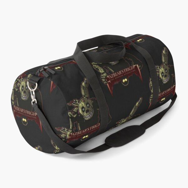Fazbear's Fright: The Horror Attraction    game Phoncase   game T_Shirt   Army gift Duffle Bag