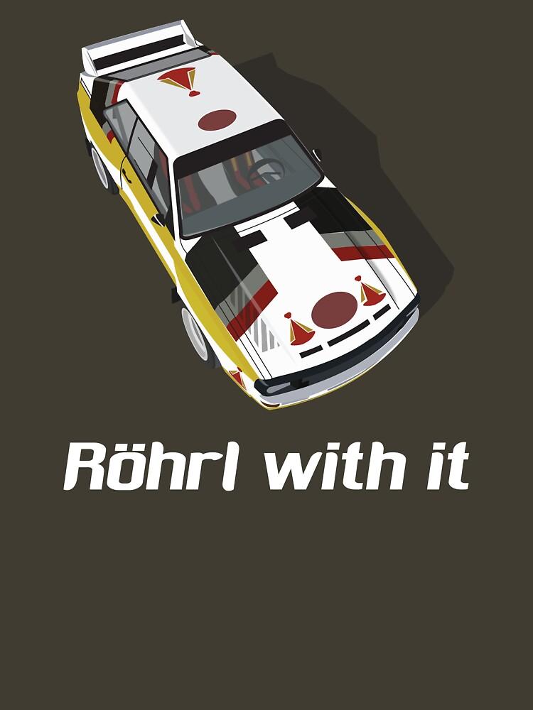 Rhrl with it | Unisex T-Shirt