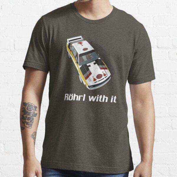 Röhrl avec T-shirt essentiel