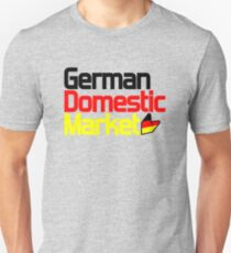 German Domestic Market (2) T-Shirt