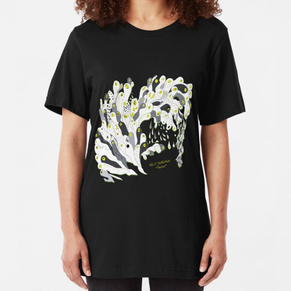 Melt-Banana - Fetch Slim Fit T-Shirt