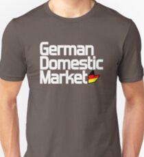 German Domestic Market (3) Unisex T-Shirt