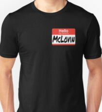 Superbad Quote - McLovin  T-Shirt