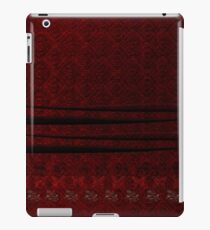 Old Red and Gold iPad Case/Skin