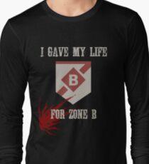 B-line Long Sleeve T-Shirt